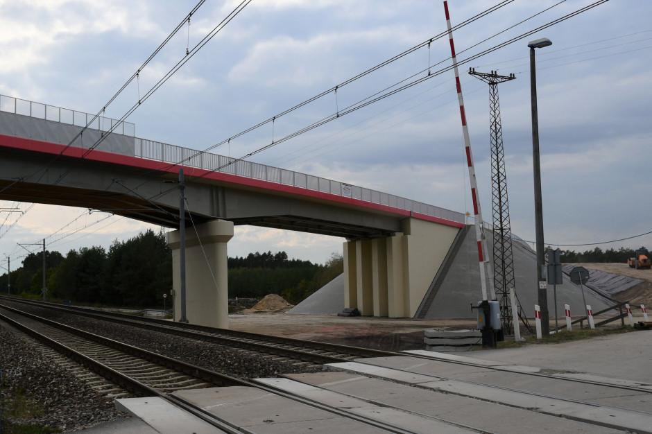 Świętokrzyskie: Powstały dwa nowe wiadukty nad CMK