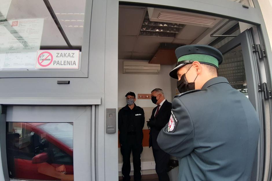 Podkarpackie: Rozpoczęła się budowa nowej siedziby oddziału celnego