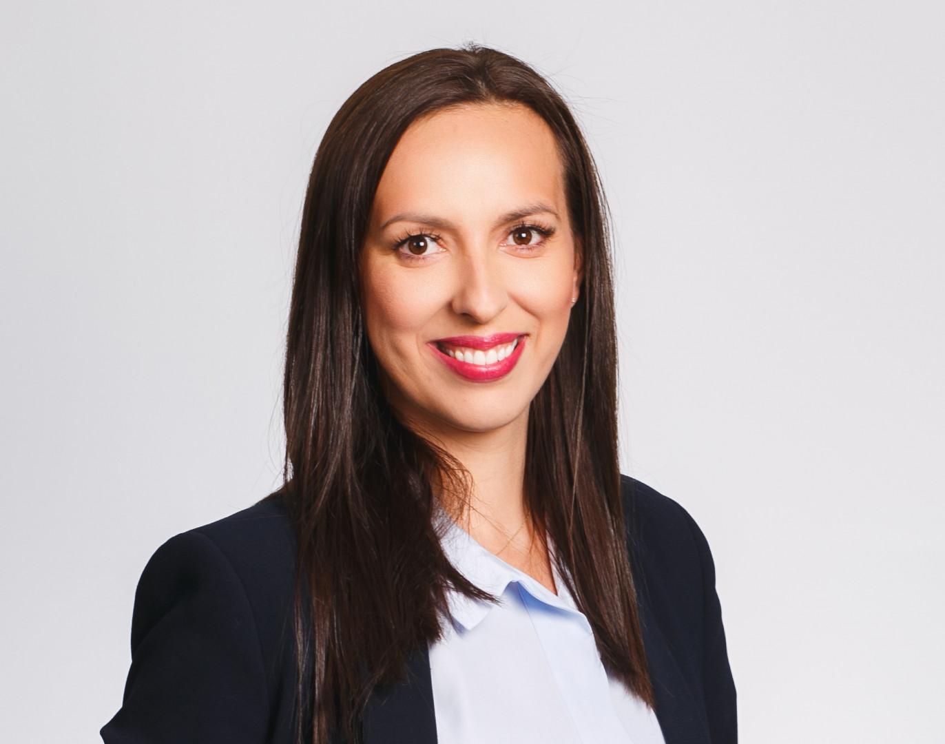 Marta Gabryelewicz, manager Zespołu Planowania i Obsługi Klienta, Dział Zarządzania Kontraktami, Recykling i odzysk SUEZ Polska