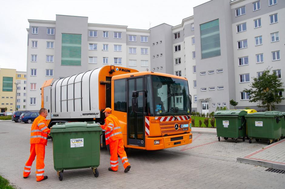 """Radzymin """"zatrudnia"""" technologię do odbierania odpadów"""