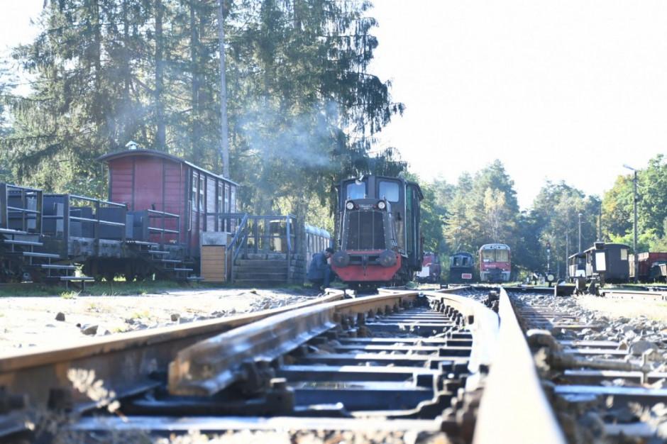 Śląskie: Zabytkowa stacja wąskotorówki w Rudach odzyskała blask