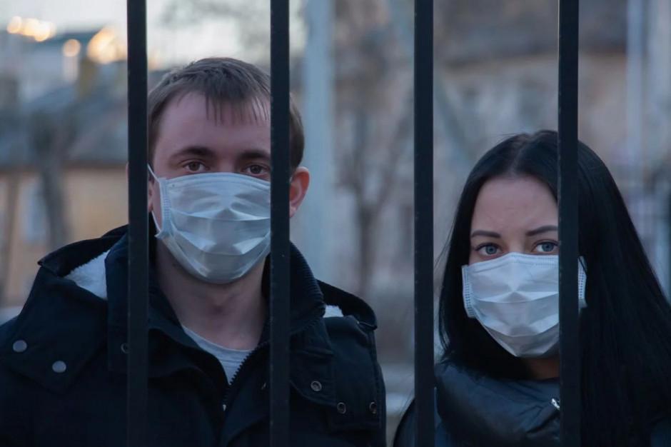 Projekt rozporządzenia: obowiązek zakrywania ust i nosa w strefie czerwonej i żółtej
