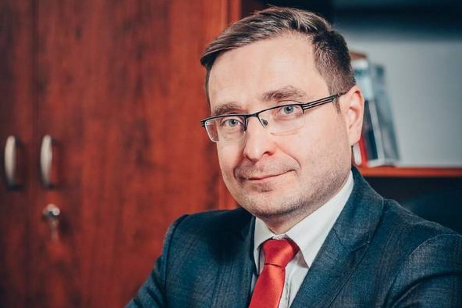 Wicemarszałek dolnośląski Marcin Krzyżanowski zakażony koronawirusem
