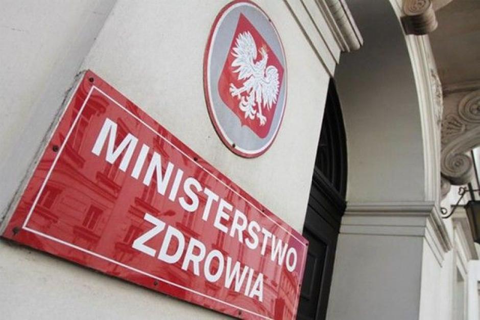 Ministerstwo Zdrowia przedstawi dokładną lokalizację szpitali koordynacyjnych