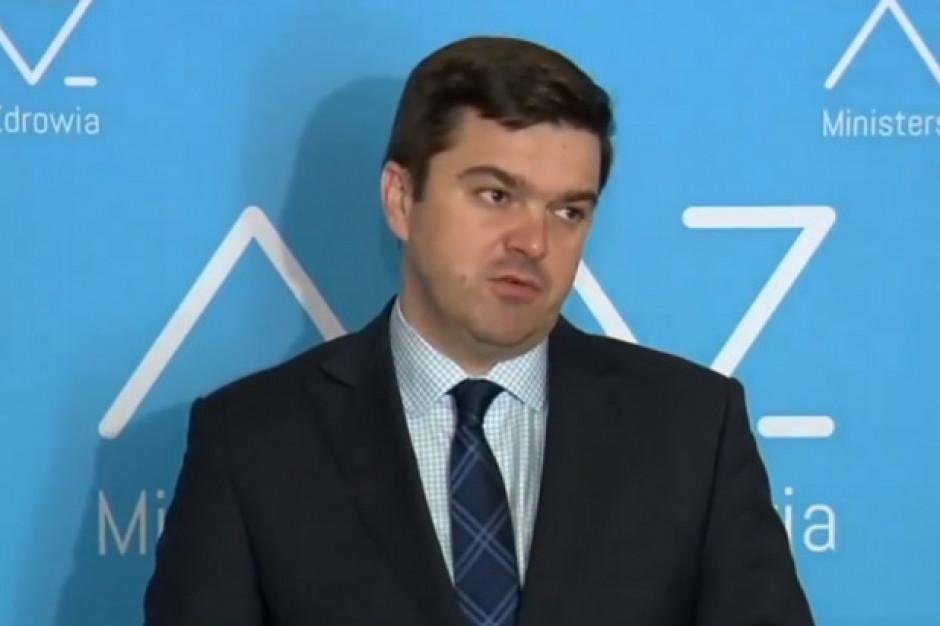 Andrusiewicz: Musimy się liczyć z dość dużą liczbą zgonów w najbliższych dniach