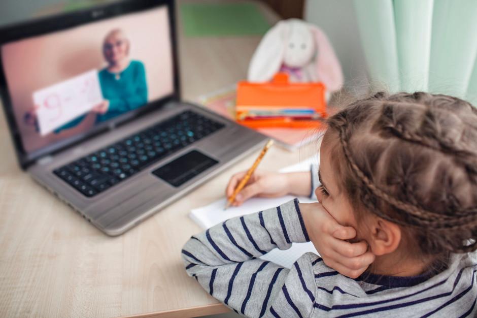 Łódź: Zdalne nauczanie w ośrodku szkolno-wychowawczym