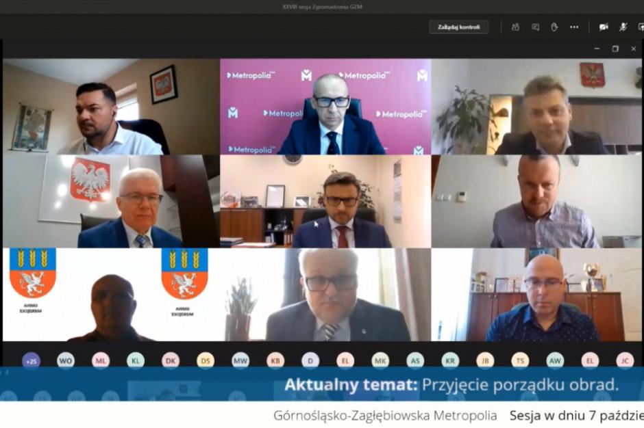 Górnośląsko-Zagłębiowska Metropolia rozpoczyna prace nad strategią na lata 2022-2027