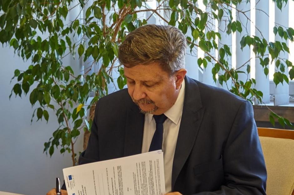 Łódzkie: Marszałek Grzegorz Schreiber ma koronawirusa