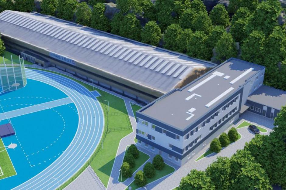 Łódź buduje kolejny stadion