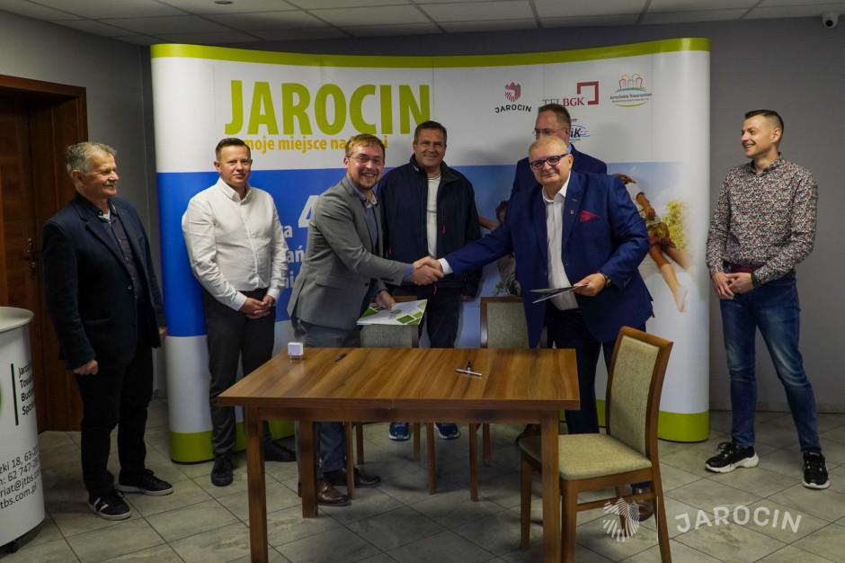 Jarocin: Umowa na budowę 78 mieszkań podpisana