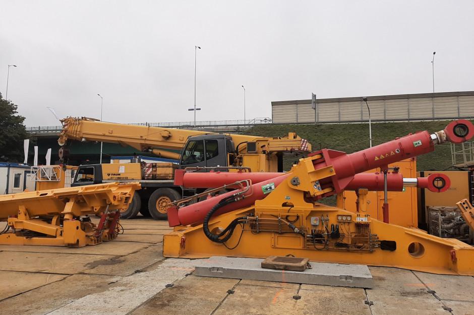 MPWiK: Prowadzimy przygotowania do rozpoczęcia wiercenia nowego rurociągu pod dnem Wisły