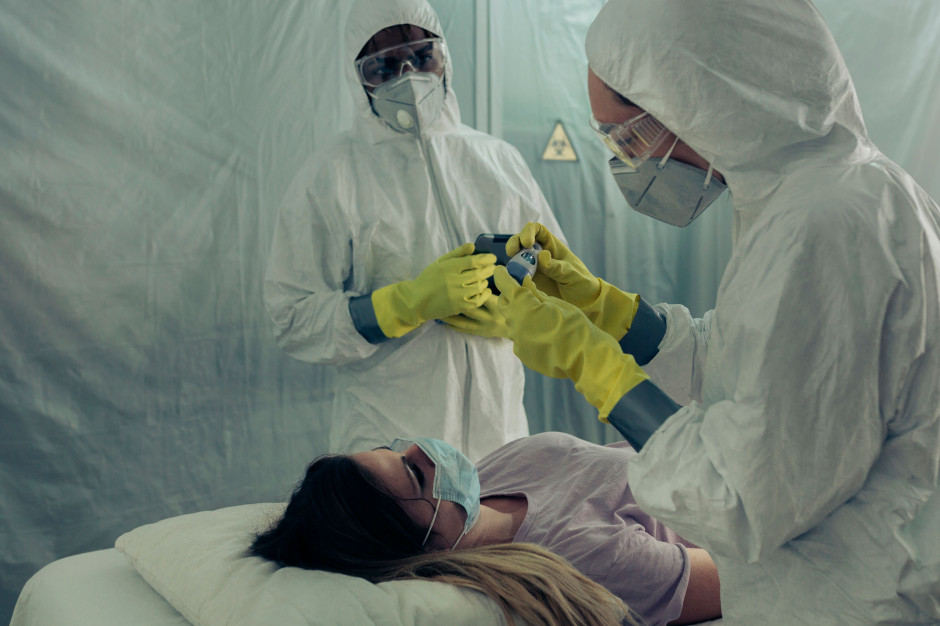 Ponad 5 tys. zakażeń koronawirusem. Są kolejne ofiary śmiertelne