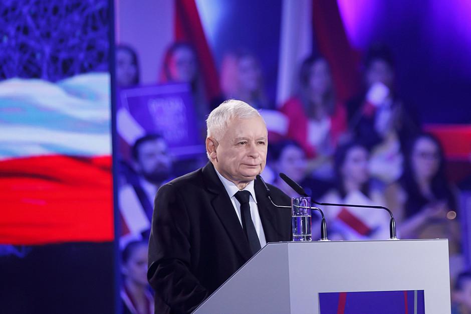 Kaczyński: Uruchomię mechanizm koordynacji działań w obszarach dot. bezpieczeństwa kraju