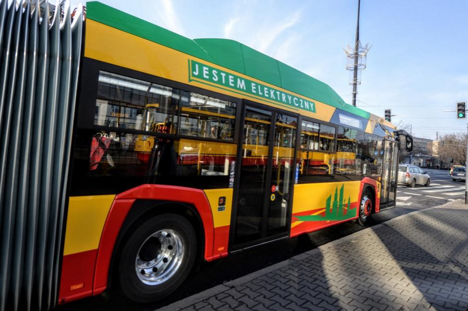 Miasta szybko powiększają floty autobusów na prąd