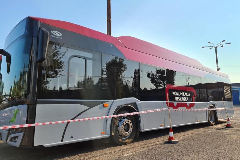 13 nowych autobusów bielskiego PKS wyjedzie na drogi