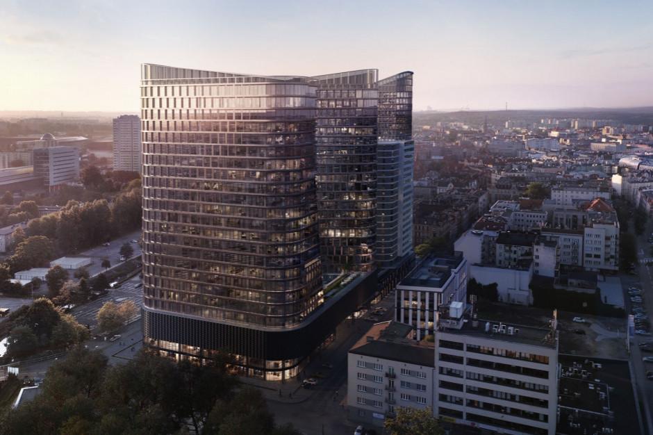 Do 2023 roku ponad milion metrów powierzchni biurowych w Katowicach