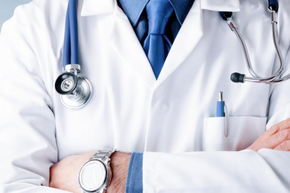Część personelu do tymczasowego szpitala będzie delegowana decyzją wojewody