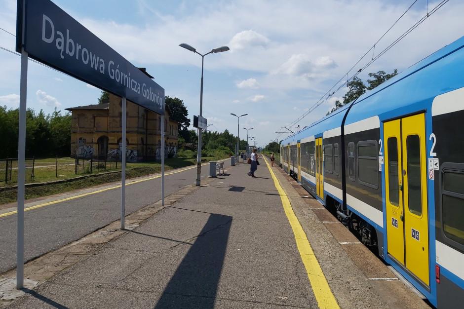 Dąbrowa Górnicza zamówiła węzeł przesiadkowy przy przystanku kolejowym Gołonóg