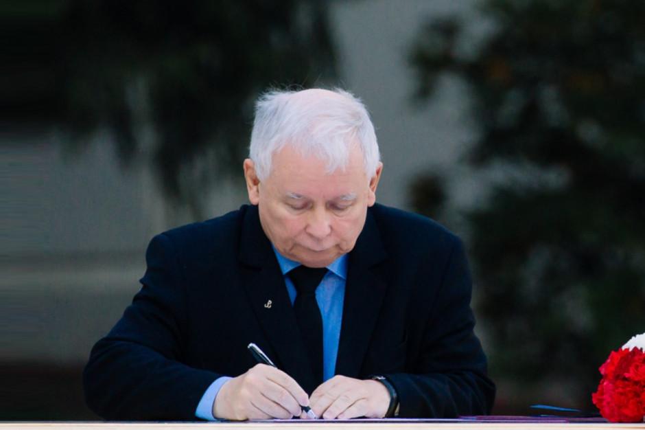 Kaczyński: Nastawiamy się na najczarniejszy scenariusz