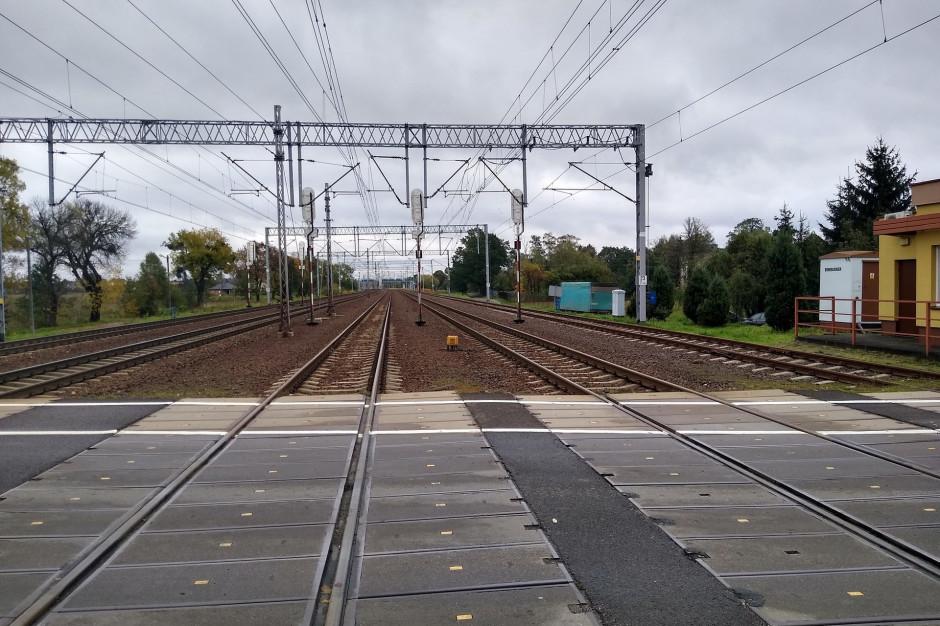 Bezpieczniejsze podróżowanie na linii Koluszki - Łódź Widzew