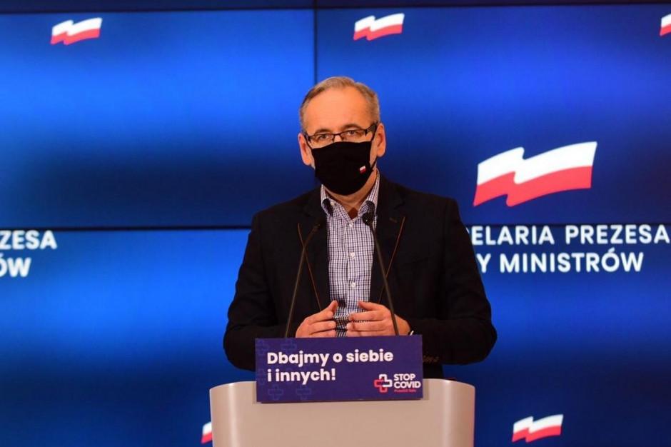 Minister Zdrowia: Szkoły rozsadnikiem epidemii. Będziemy chcieli przejścia na naukę zdalną