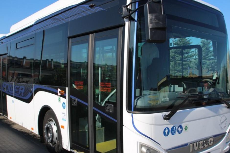 Suwałki kupią autobusy na gaz