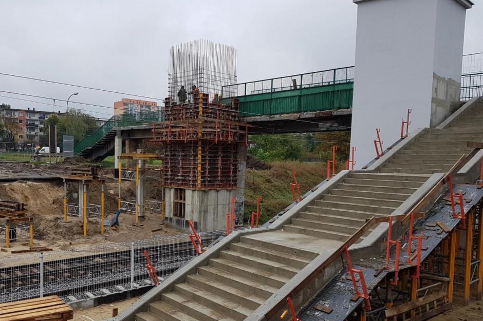 Łódź będzie miała nowe przystanki kolejowe