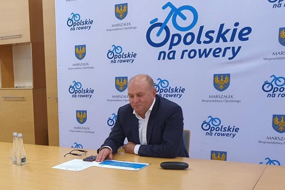 Opolskie: uporządkują istniejącą i zaplanują przyszłą infrastrukturę rowerową