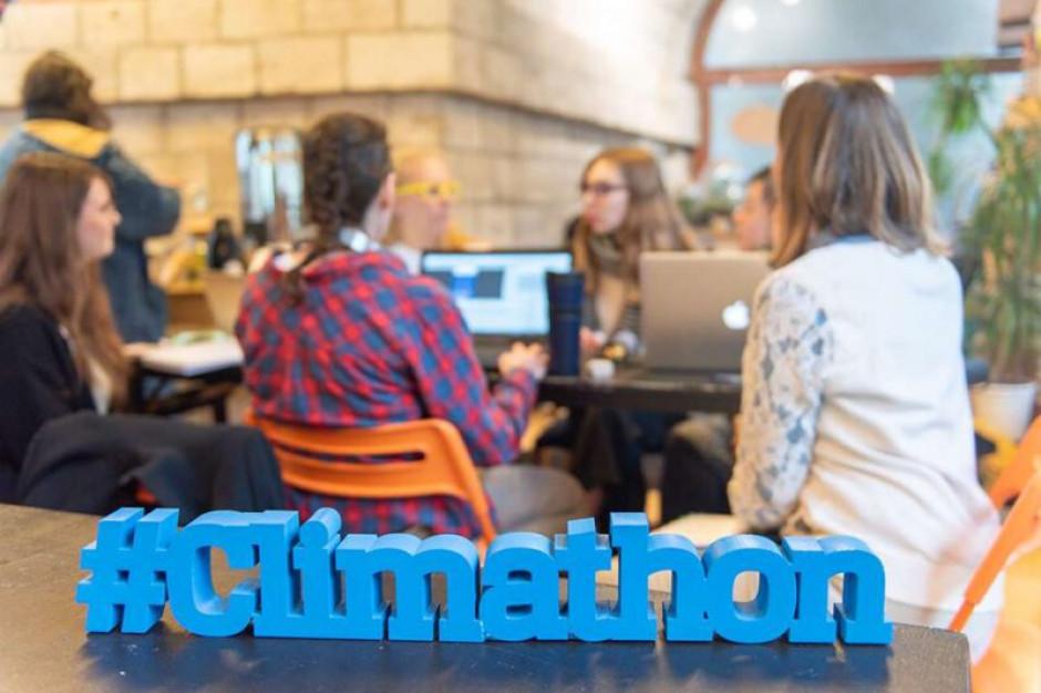 Metropolitalny Climathon 2020. Maraton kreatywności o ochronie klimatu