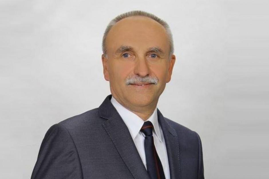 Powiat kaliski: Starosta Krzysztof Nosal  z koronawirusem