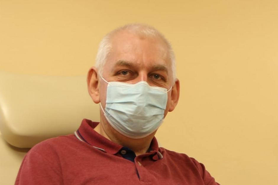 Działdowo: Burmistrz Grzegorz Mrowiński zakażony koronawirusem