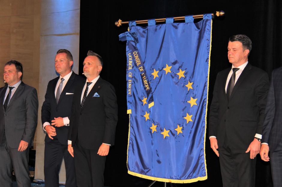 Wyróżnienie dla Mińska Mazowieckiego. Rada Europy uhonorowała w ten sposób tylko 6 miast