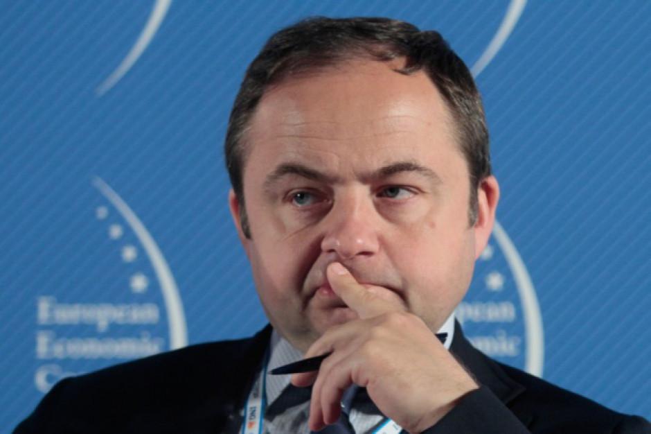 Szymański: Groźba weta od lat wisi nad negocjacjami ws. budżetu UE