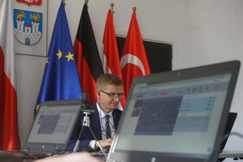 Prezydent Częstochowy: brońcie praw, ale starajcie się nie ryzykować