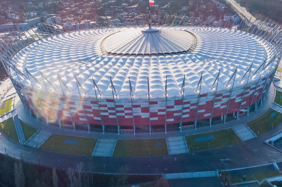 Zaczyński: Szpital na Stadionie Narodowym może być wzorem dla innych województw
