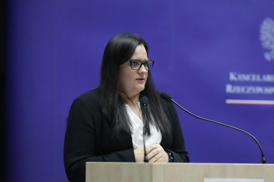 Małgorzata Jarosińska-Jedynak wiceministrem funduszy i polityki regionalnej