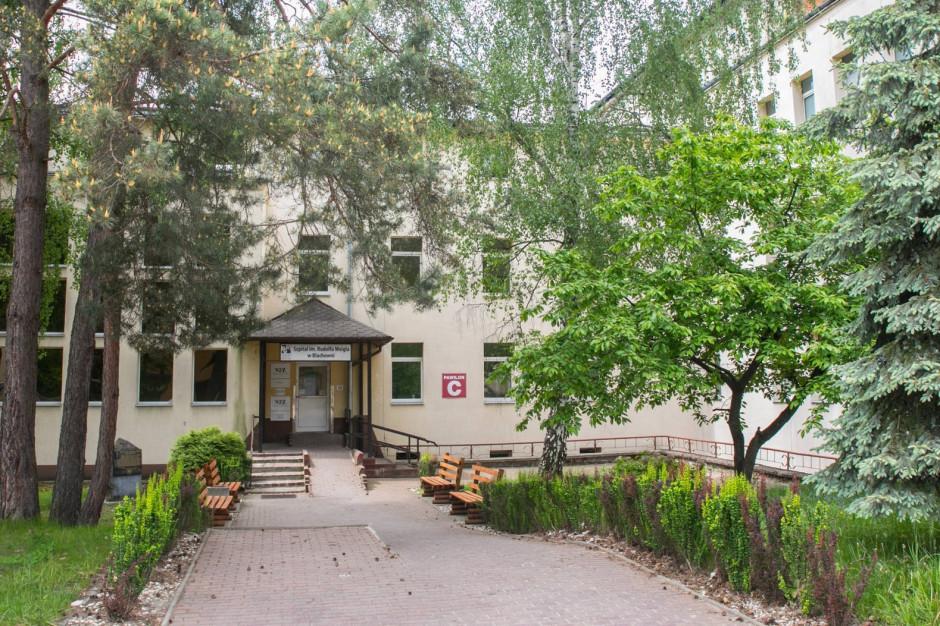 Szpital w Blachowni będzie placówką covidową – pierwszą w podregionie częstochowskim