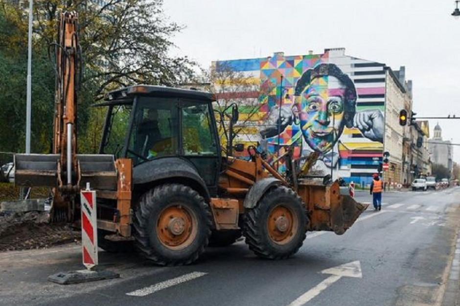 Łódź: Kończy się remont jednej z najważniejszych ulic miasta