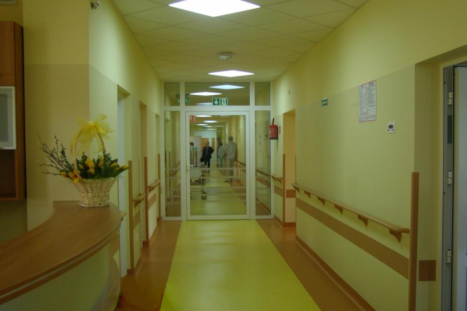 Mazowieckie: Szpital w Sierpcu tylko dla pacjentów z koronawirusem