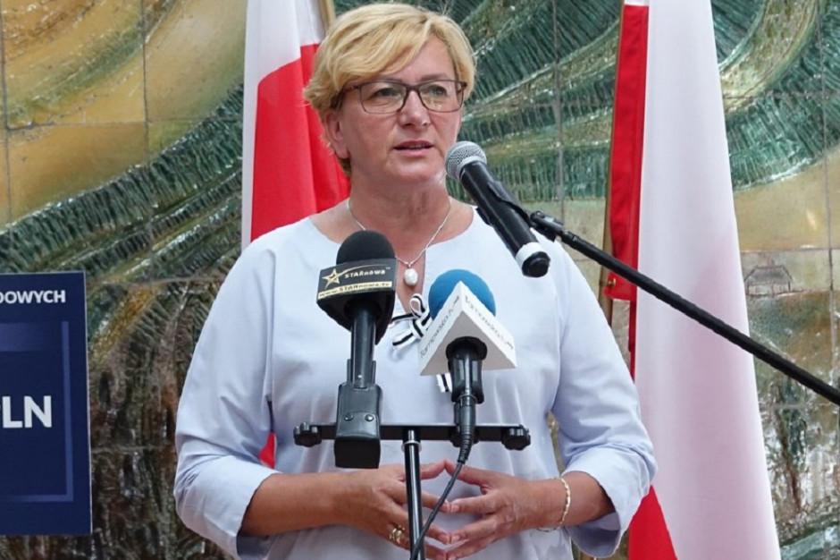 Wiceminister zdrowia Szczurek-Żelazko złożyła rezygnację ze stanowiska