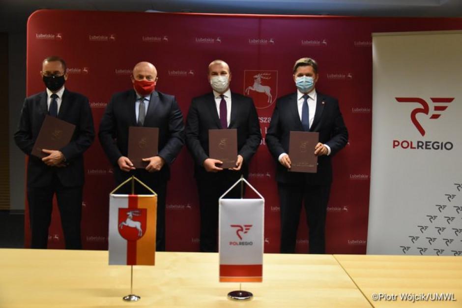 PolRegio z 10-letnią umową w województwie lubelskim