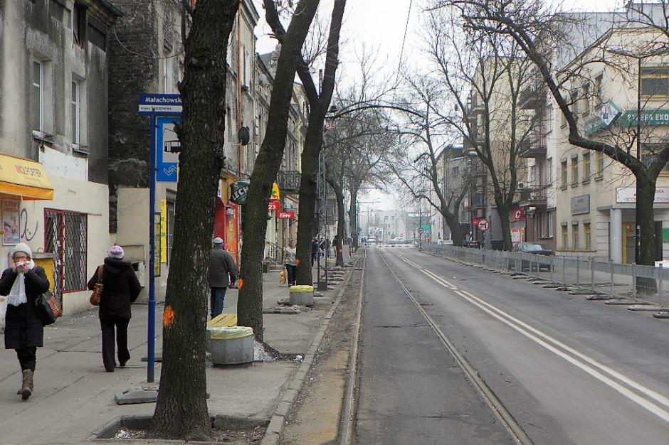 Sosnowiec: Fragment ulicy Małachowskiego zmieni się w deptak