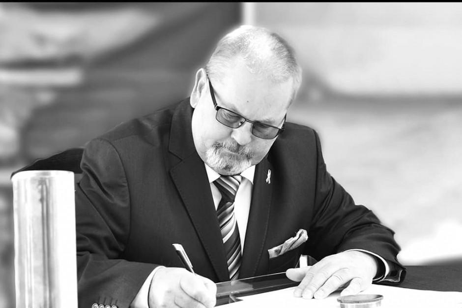 Zmarł wiceprzewodniczący rady w Siemiatyczach. Miał koronawirusa