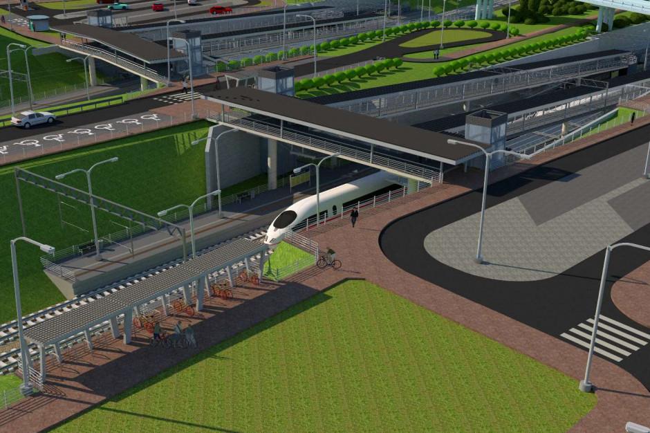 Kraków: Nowa inwestycja kolejowa w Prądniku