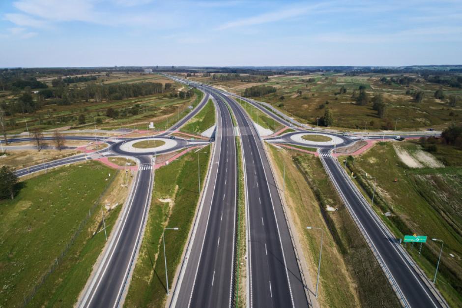 Mniejsze wpływy za przejazd autostradami GDDKiA w 2020 r.