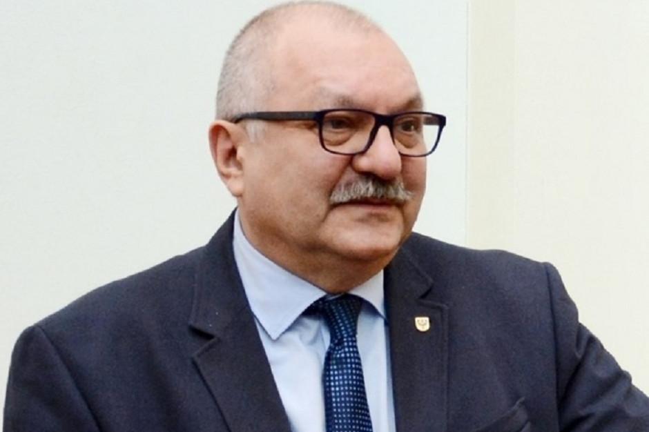 Marszałek województwa dolnośląskiego Cezary Przybylski zakażony koronawirusem