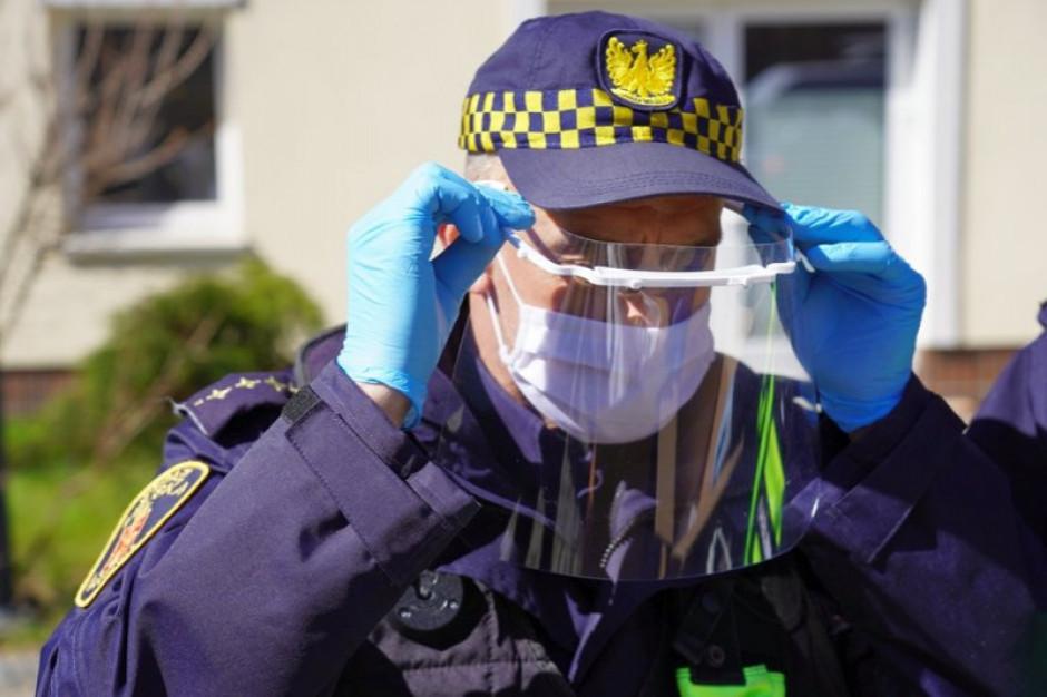 Rośnie zainteresowanie pracą w Straży Miejskiej. To efekt pandemii