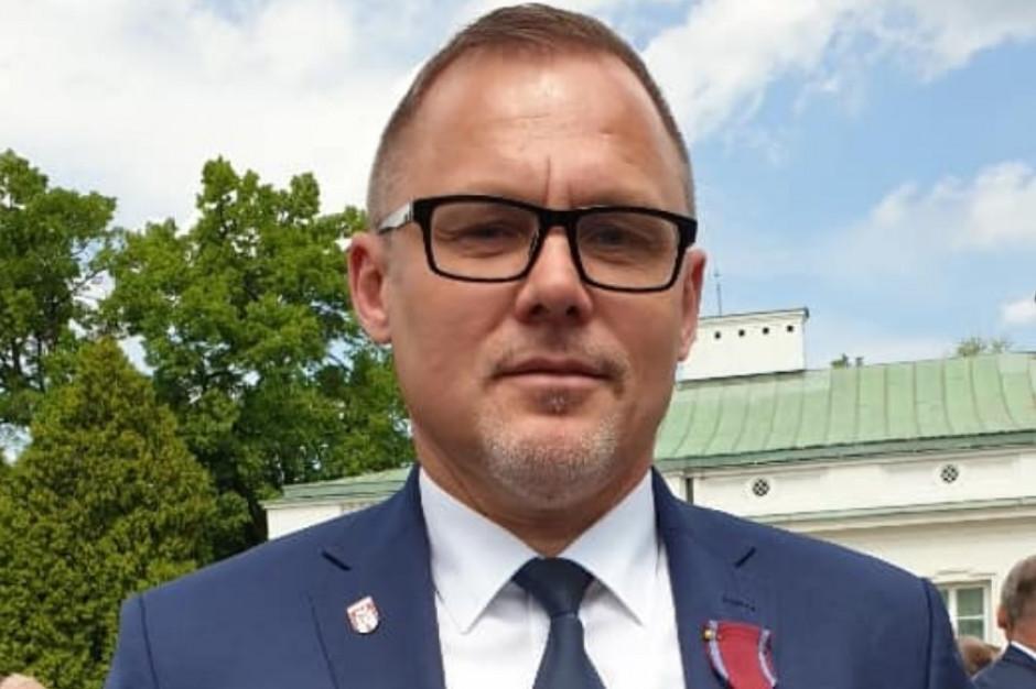 Sieradz: Prezydent Paweł Osiewała zakażony koronawirusem
