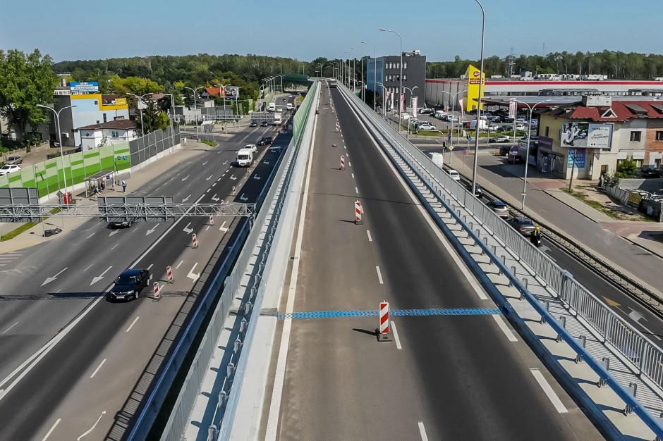Unijne fundusze na warszawskie drogi