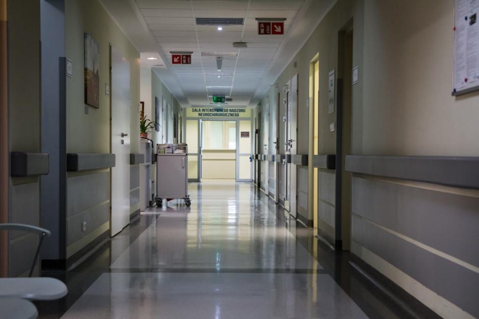 1,2 mln zł z budżetu państwa dla szpitala w Zgierzu